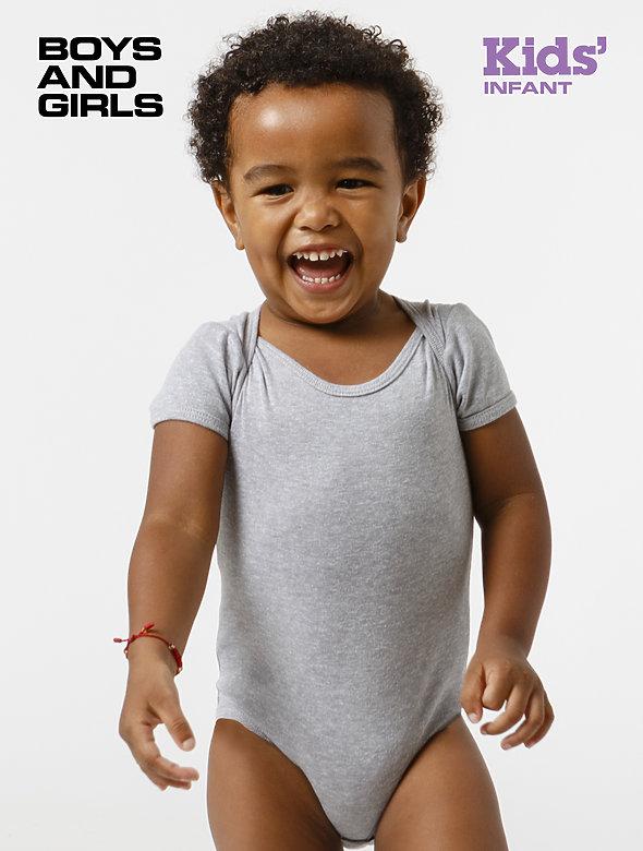 Baby Rib Infant S/S Onesie