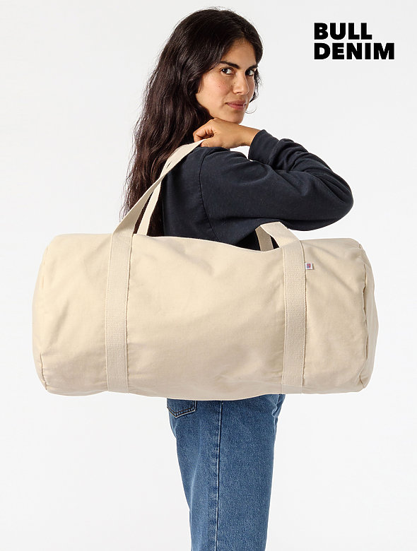 Weekender Bull Denim Bag