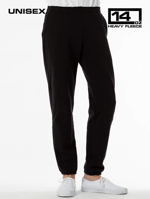Heavy Fleece Sweatpant 14oz