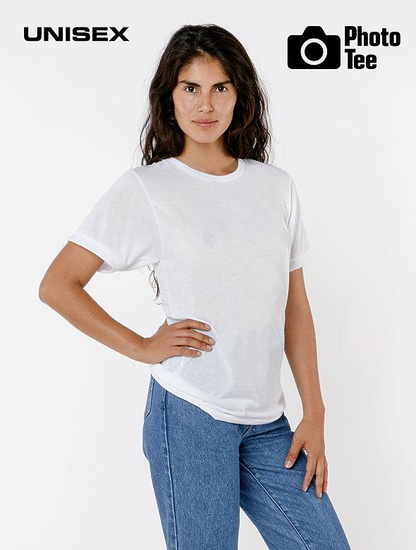 S/S Sublimation T Shirt 4.5 oz